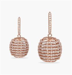 The Pretty Vacant Sphere Earring